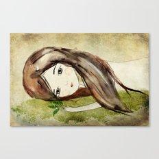 Humus Canvas Print