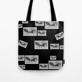 Foxogram  Tote Bag