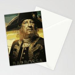 Barbossa Stationery Cards