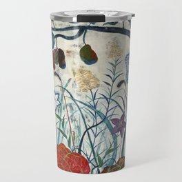 nature【Japanese painting】 Travel Mug