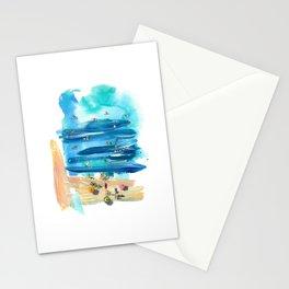 Beach i Stationery Cards