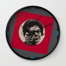 Bang! Wall Clock
