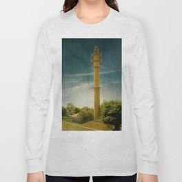 DE - Niedersachsen Old lighthouse in Schillig Long Sleeve T-shirt