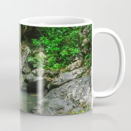 Tropical Pool Coffee Mug