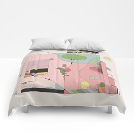 The Comfort of Your Home Comforters