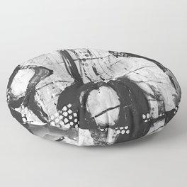 Abstract Experimentation V 1.0 Floor Pillow