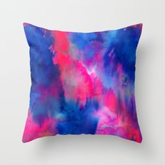Zingara Throw Pillow