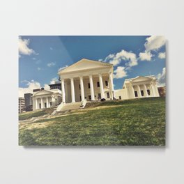 Virginia State Capitol Metal Print