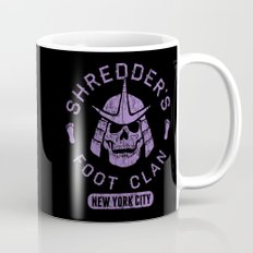 Bad Boy Club: Shredder's Foot Clan Mug