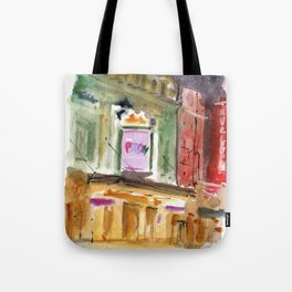 The Prom on Broadway Tote Bag