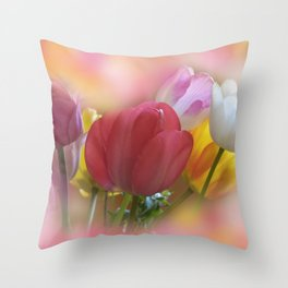 the beauty of a summerday -23 - Throw Pillow
