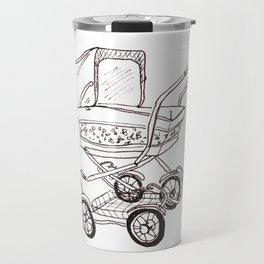 Pram baby Travel Mug