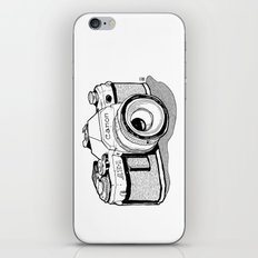 AE-1 iPhone & iPod Skin
