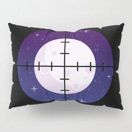 Aim for the Moon Pillow Sham