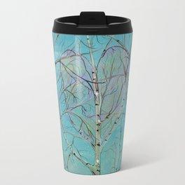 THE TREES SPEAK TO ME IN WHISPERS Travel Mug