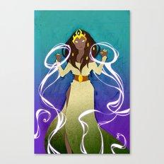 the Sorceress Canvas Print