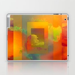 GOLDEN SLUMBERS (once there was a way to get back homeward...) Laptop & iPad Skin