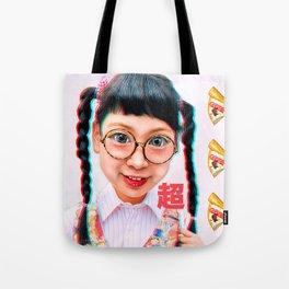 Otaku Girl Tote Bag