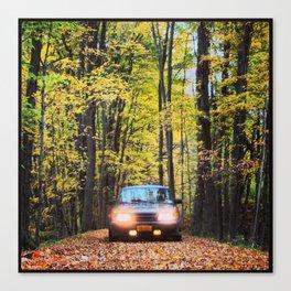 Saab SPG Canvas Print
