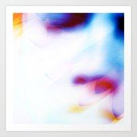face.off Art Print