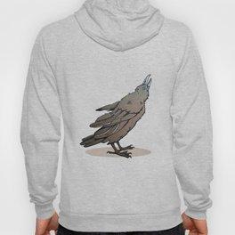Crowing Crow Hoody