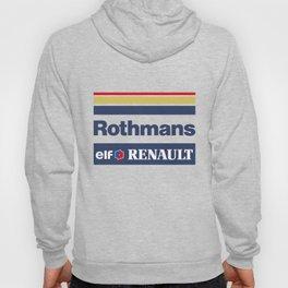 Williams F1 Rothmans Ayrton Senna Hoody
