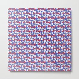 little flowers Metal Print