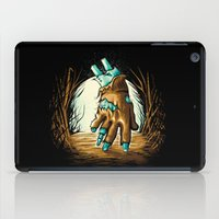 return iPad Cases featuring The Return! by Locust Years