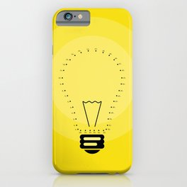 Join your Ideas iPhone Case