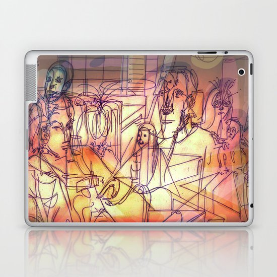 Ukvumi Laptop & iPad Skin