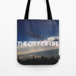 The city of life // #DubaiSeries Tote Bag