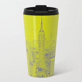 Empire State - Green Travel Mug
