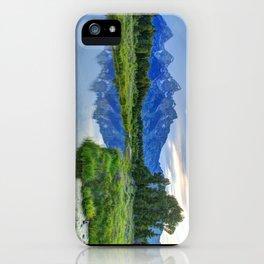 Schwabacher Landing - Grand Teton National Park iPhone Case