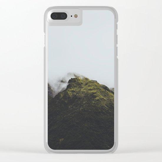 New Zealand II Clear iPhone Case
