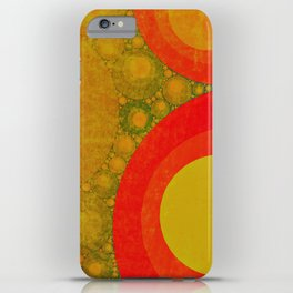 70's Vintage Velvet for iPhone iPhone Case