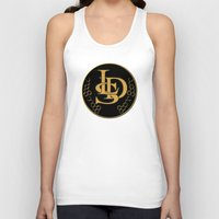 lsd Tank Tops featuring LSD by PsychoBudgie