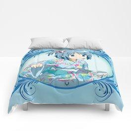 Sayaka Miki - Yukata edit. Comforters