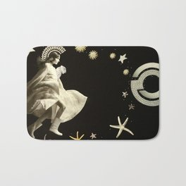 stars above us and stars below Bath Mat