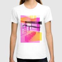 bauhaus T-shirts featuring Bauhaus by mJdesign