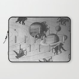 The Baboon Event 2 Laptop Sleeve