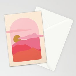 little window Stationery Cards
