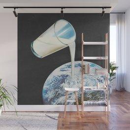 Milk Wall Mural