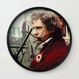 Enjolras 3 Wall Clock
