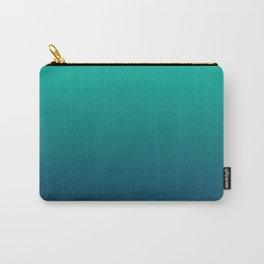two-colour linear colour gradient Carry-All Pouch