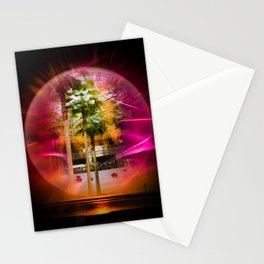 Winter Garden in the old WTC Stationery Cards