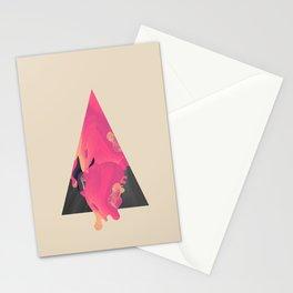 Volcano Stationery Cards