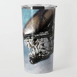 Alien Kiss Travel Mug