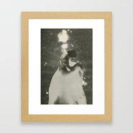 Gossamer dream Framed Art Print