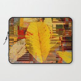 fallin' into digital Laptop Sleeve