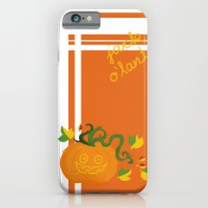 jack o´lantern iPhone 6s Slim Case